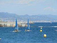 巴塞罗那航海标志航海课程