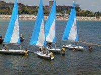 lezioni di vela