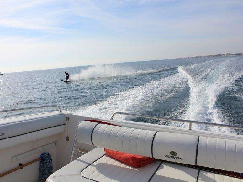 Navigate in Alicante