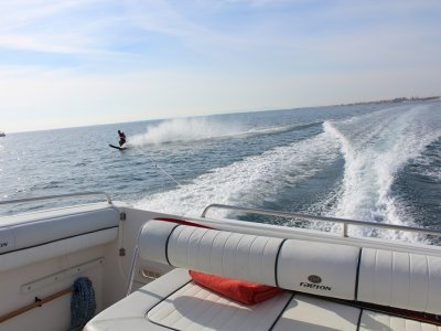 Water Ski & Wakeboard in Alicante, 4 People