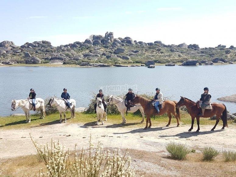 Tour of Los Barruecos