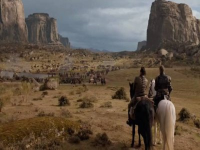 Ippodromo di Game of Thrones a Los Barruecos