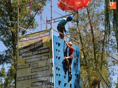 Adventure & Nature Camp, Salamanca, Groups