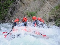 Rafting Youngsters for Schools in Lleida 8km