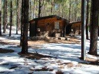 El campamento en invierno