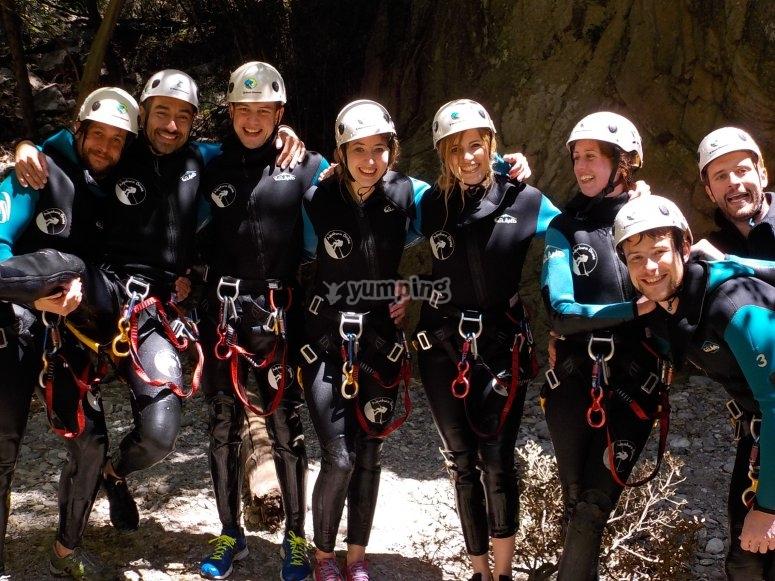Group adventures