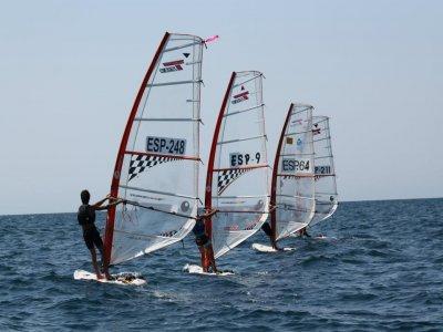 Vela Barcelona Windsurf