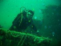 immersione nel mare