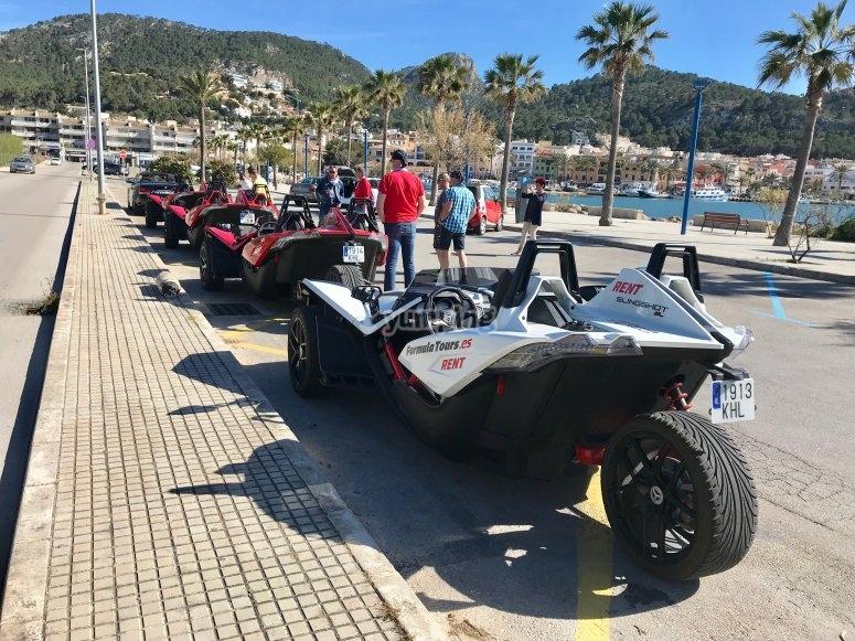 Parada en Port d'Andratx