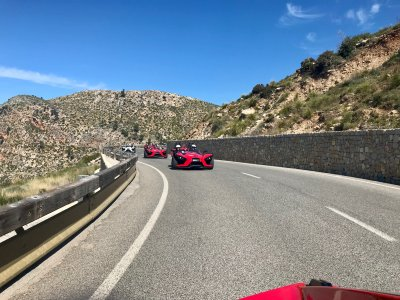 4,5-Hour F1 Tour Through Mallorca's Coast