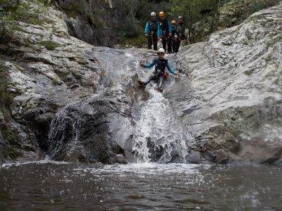 Beginner´s Level Canyon Les Cascades de Baoussous