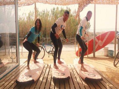 Big Wave Surf School & Surfcamp Campamentos de Surf