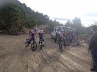 Con las Mountain Bike