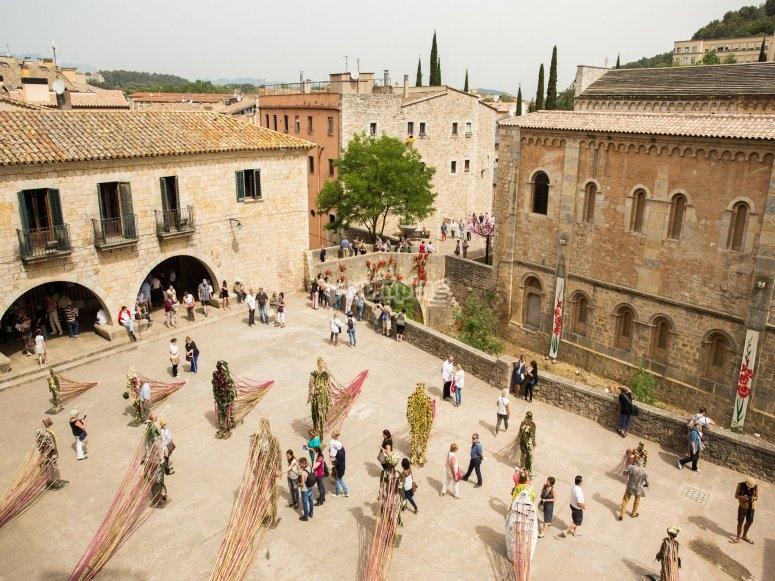 Festival en Girona