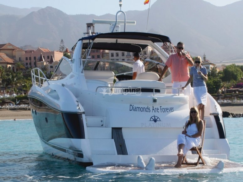 Navega en Tenerife