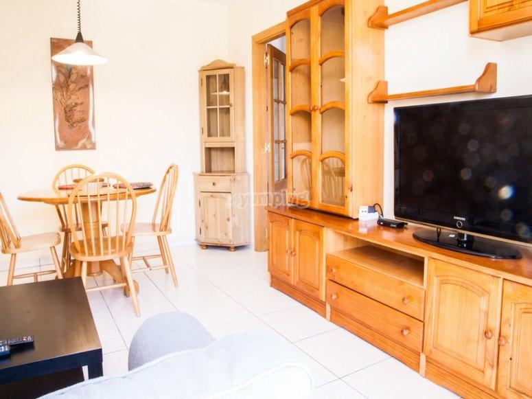 Corralejo camp surf appartamento lounge