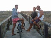 Bicycles in El Palmar