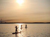 Paddle surf en estado puro