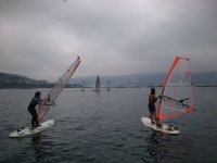 Windsurf session
