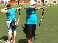 Competiciones de tiro con arco
