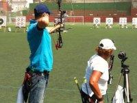 Club de tiro con arco en Tenerife
