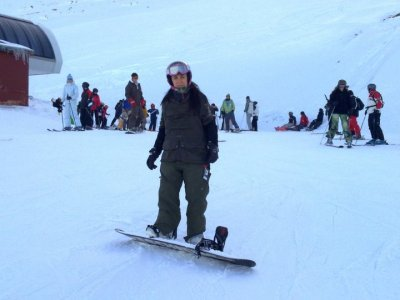 Ezcaray Sport Club Snowboard