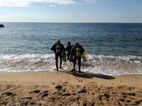 Diving Immersion Castillo de Sa Caleta, Certified