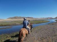 Paseo a caballo por el Parque Natural de Doñana 2h
