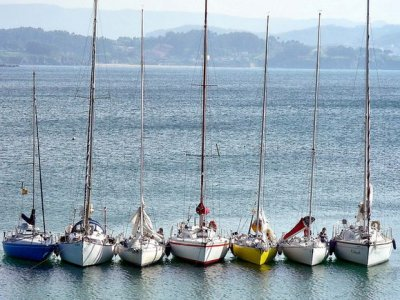 Bolina Sail & Co Vigo Vela