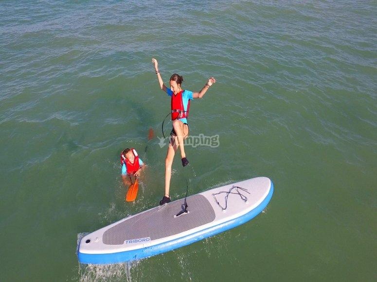 aprende a surfear