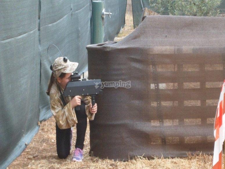 Dispara Laser Tag