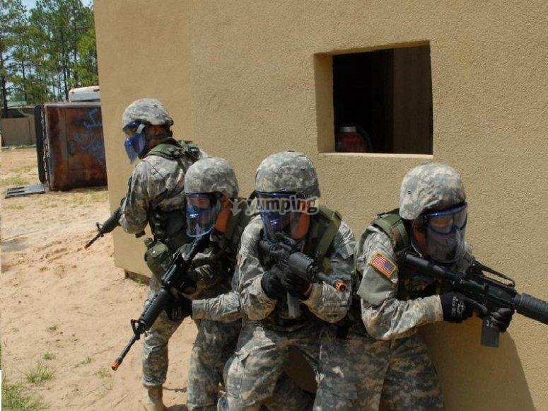 Aprende estrategia militar