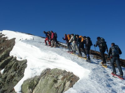 TocandoCumbre Guías de Montaña Raquetas de Nieve