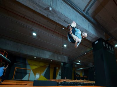 Urban Planet Jump Rivas-Vaciamadrid