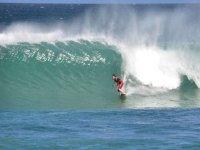 busca las mejores olas
