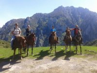 Horse Ride in Cangas w. Cider Tastings