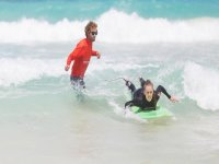 Corso di iniziazione di surf a Fuerteventura