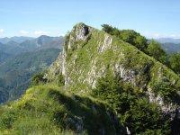 Senderismo por las montanas de Asturias