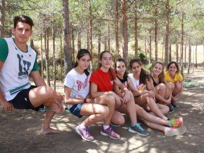 Campamento multiaventura en Granada 1 semana