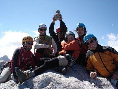 TocandoCumbre Guías de Montaña Escalada
