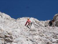 Vias de escalada en Asturias