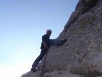 Curso de escalada en Asturias