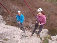 Escalada en roca en Asturias