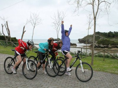 Guided Bike Route Senda Costera Asturias
