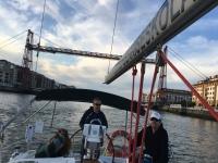乘船游览毕尔巴鄂河4小时