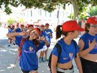Excursion en campamento en Castellon
