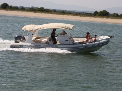 Styx Motor Aventura Náutica Paseos en Barco