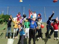merendero迷宫儿童游乐橄榄球游戏