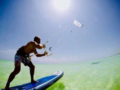 塔里法独家风筝冲浪