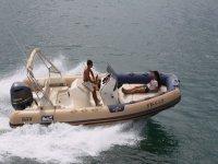 Economic boat rental Costa Braca